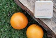 Naturalne mydełko pomarańczowo-nagietkowe