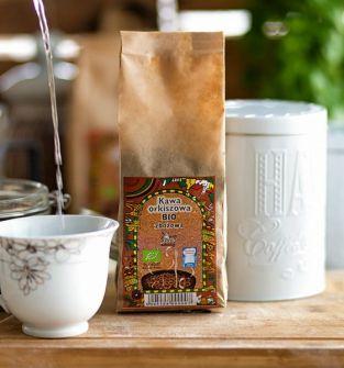 Kawa zbożowa orkiszowa BIO 300g