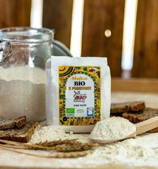 Mąka z płaskurki BIO typ 1850 0,5 kg