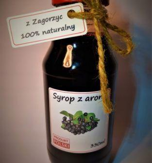 Syrop z aronii