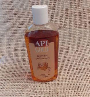 API GOLD – szampon propolisowy