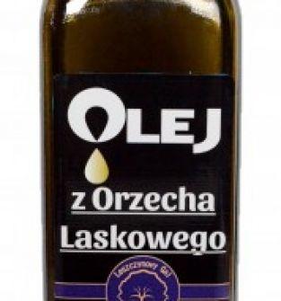 Olej z Orzecha Laskowego 250 ml