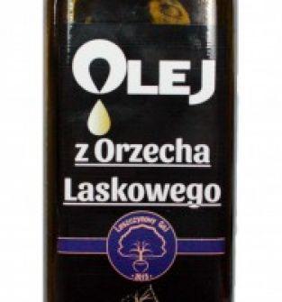 Olej z Orzecha Laskowego 500 ml