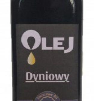 Olej Dyniowy 500 ml