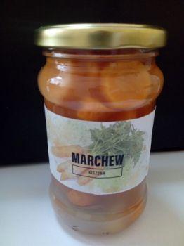 Marchew kiszona