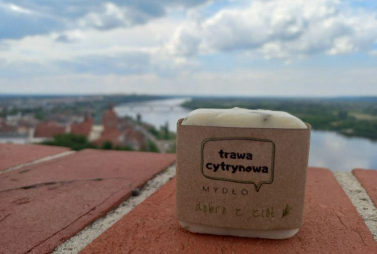 Naturalne mydło trawa cytrynowa 100g