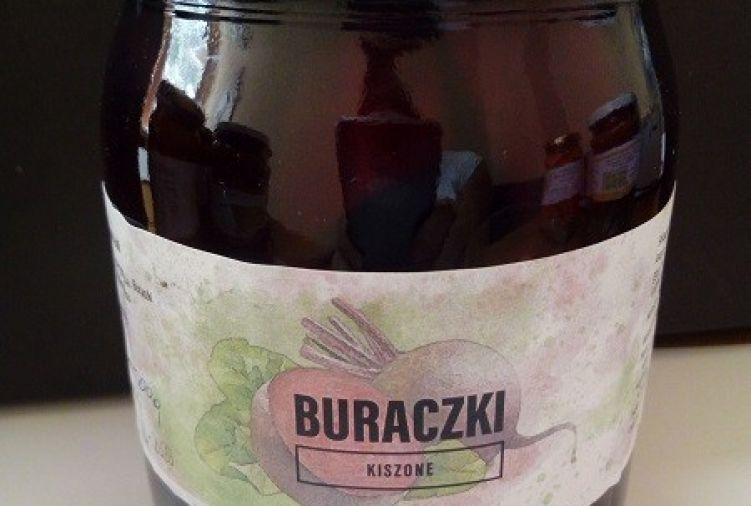 Buraczki kiszone